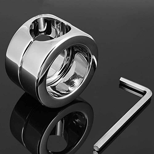 ABSM-L Penis Ring hohe Qualität Edelstahl Ballstretcher...
